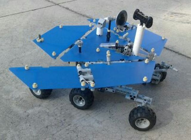 mars exploration rover lego - photo #16