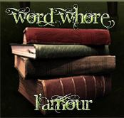 word whores logo