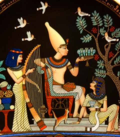 Gods And Warriors Books In Order: What's Following Us? DANCER OF THE NILE Weekend Writing