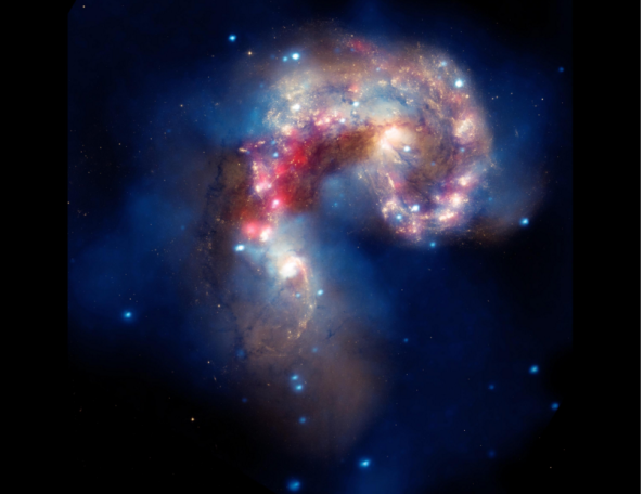 chandra galaxy photo