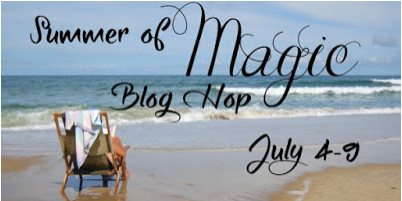 summer blog hop logo