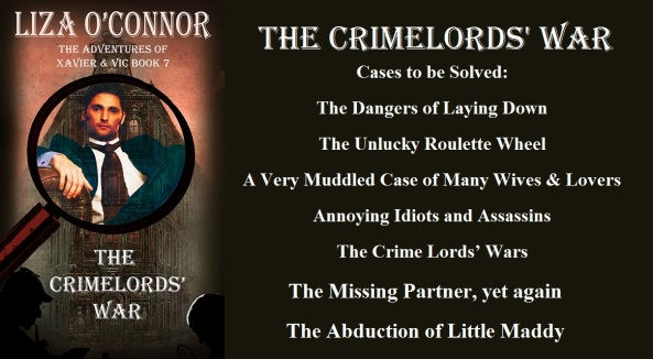 Crimelord book 7 bk blog tour banner