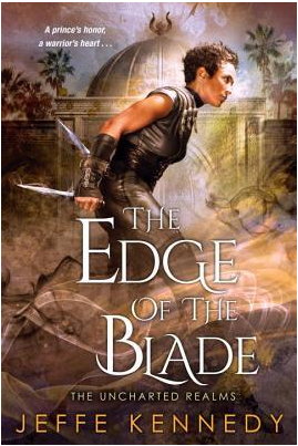 the_edge_of_the_blade_jeffe_kennedy