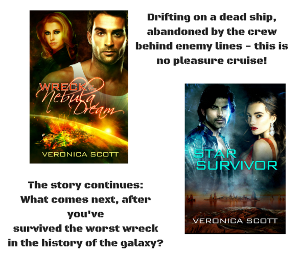 Drifting on a dead ship, abandoned by the crew canva