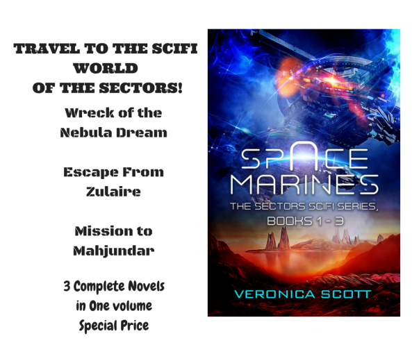 TRAVEL TO THE SCIFI WORLD canva