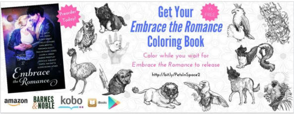 coloring book banner