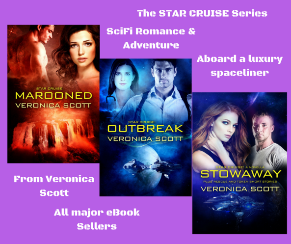 The STAR CRUISE Series canva all 3 covers revised