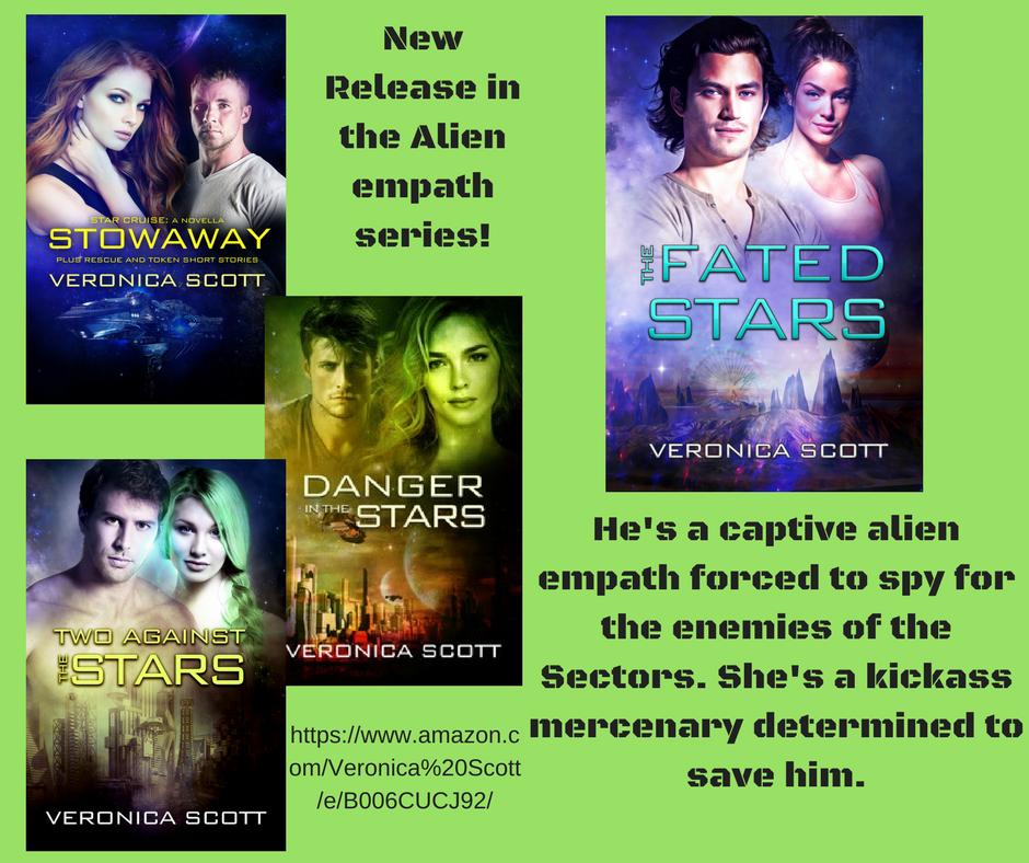 Canva alien empath series 4 books