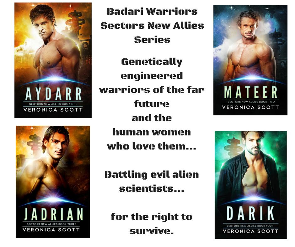 Canva badari warriors series 4 covers
