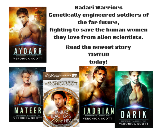 Badari Warriors canva all 5 covers