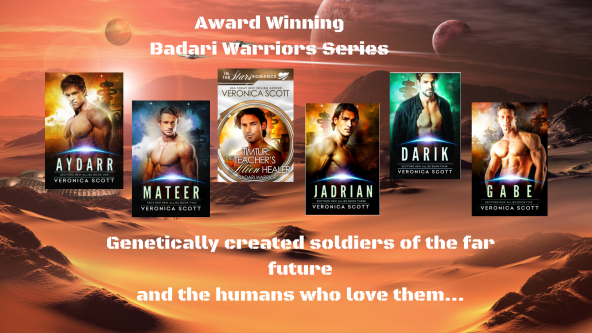 award winningbadari warriors series canva