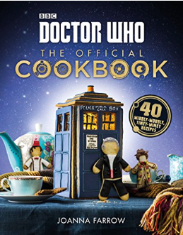 doctor who official cookbook