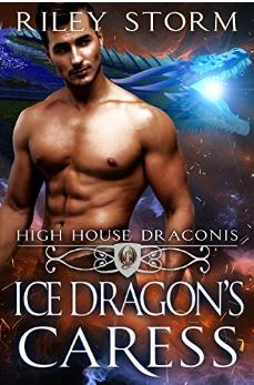 ice dragons caress