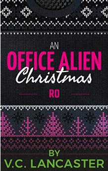 office alien christmas
