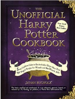 unofficial harry potter cookbok