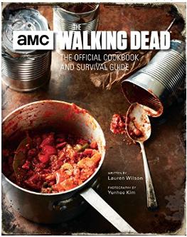 walking dead cookbook