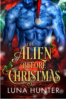 alien before christmas