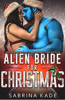 alien bride for christmas