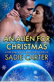 alien for christmas