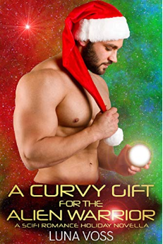 curvy gift for the alien warrior