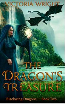 dragons treasure victoria wright