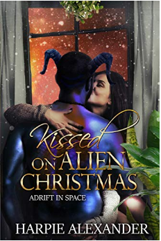 kissed on alien christmas