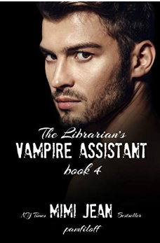 librarians vampire assistant book 4