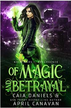of magic and betrayal