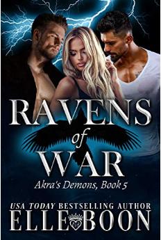 akras demons ravens of war