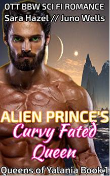 alien princes curvy fated queen