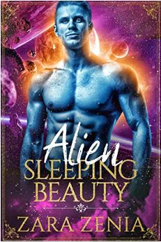 alien sleeping beauty