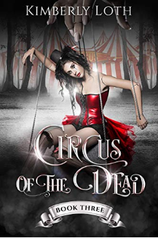 circus of the dead book 3