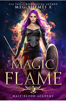 half blood academy 5 magic flame