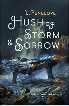 hush of storm and sorrow