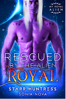 rescued by the alien royal