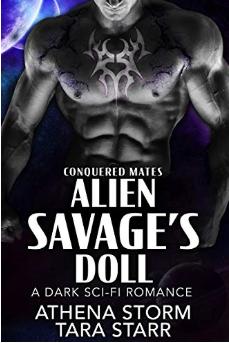 savage aliens doll