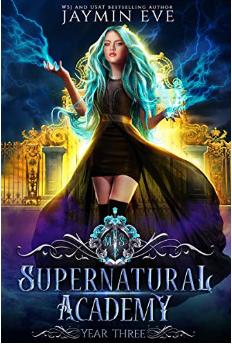 supernatural academy year three